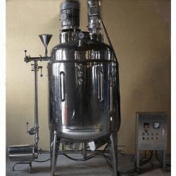লিকুইড ডিটারজেন্ট মেশিন Liquid Detergent Machine for Oil, Car Foam, Collar Cleanser