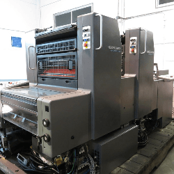 Heidelberg Speed Master 2 Color for sell in Bangladesh