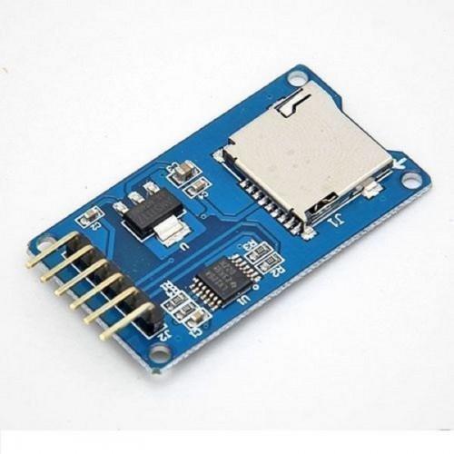 ( মেমোরি কার্ড মোডিউল )  Micro SD TF Card Module