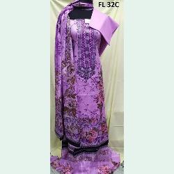 পাইকারি দামে ফেরদৌস লোন থ্রি পিচ | Ferdous loan dress collection