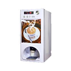 Instant Tea-Coffee Vending Machine ZC- 2019VM । কফি মেকার মেশিন
