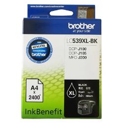 Brother LC-539XL Black Cartridge