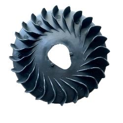 Generator fan for gasoline generator