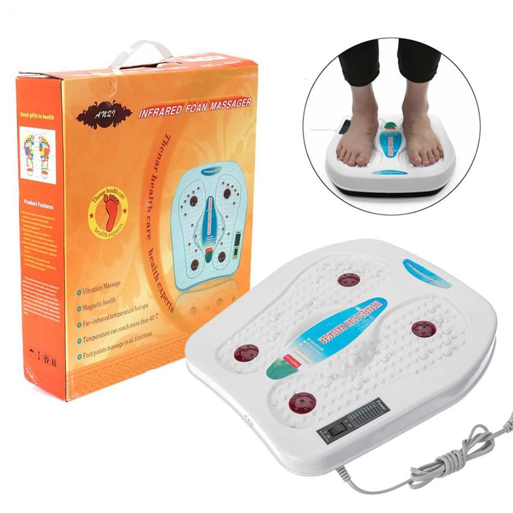 Infrared foot massage । ইনফারেড ফুট ম্যাসেনজার