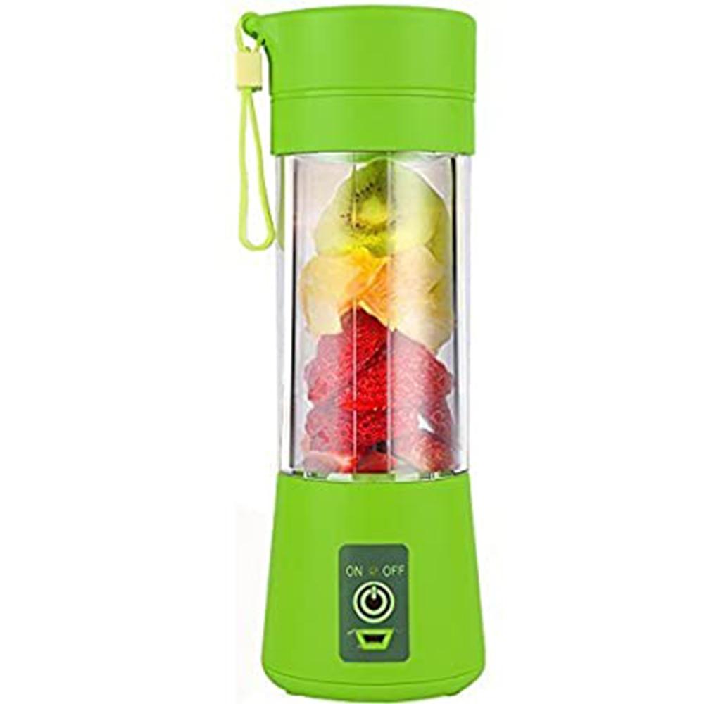 USB Rechargeable Mini Portable Fruit & Vegetable Blender