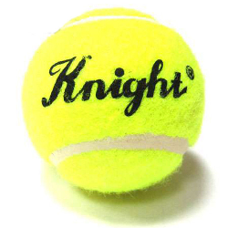 Knight China tennis ball
