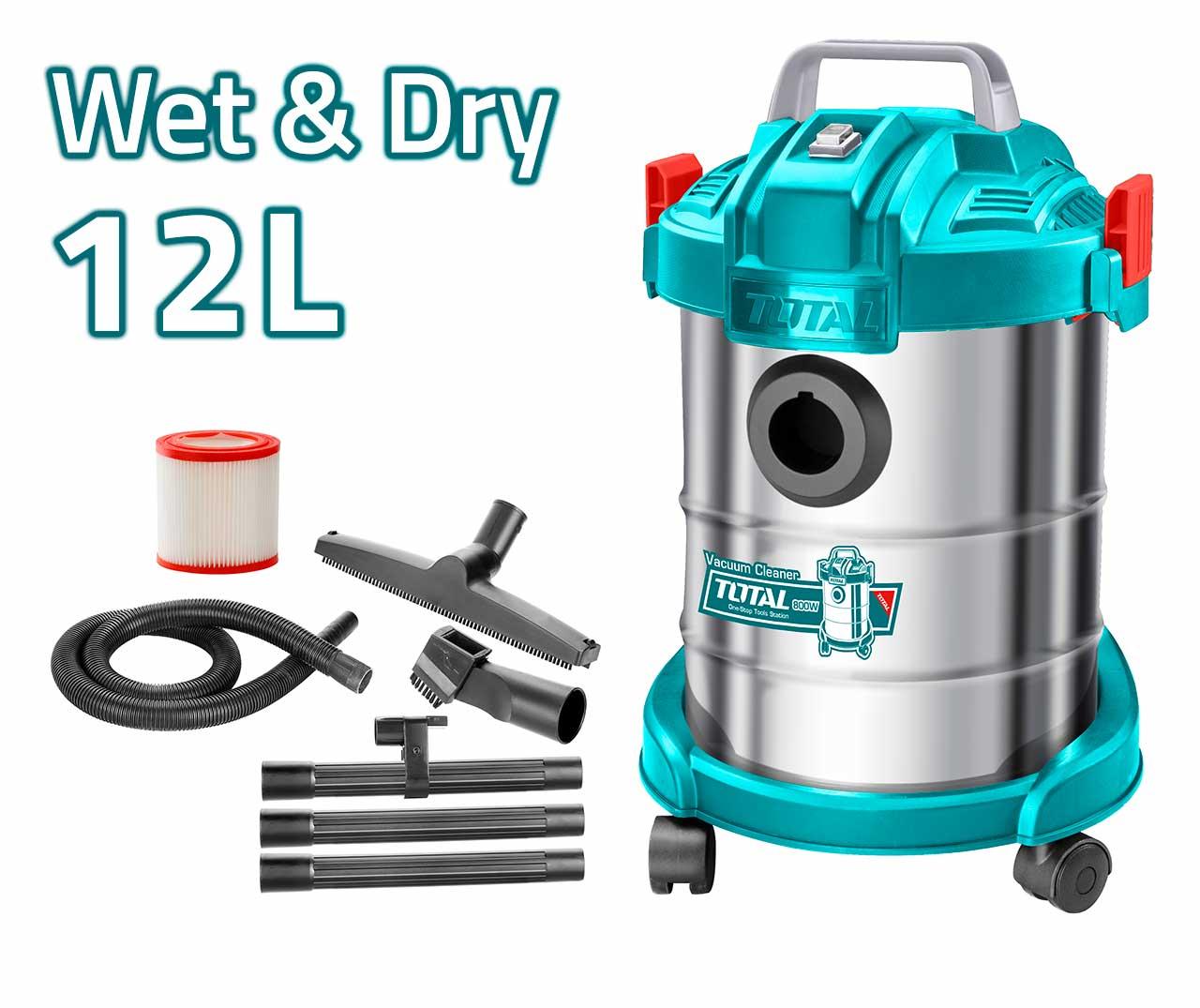 Vacuum Cleaner 30L 1400W Brand INGCO