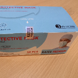 Meltblown mask